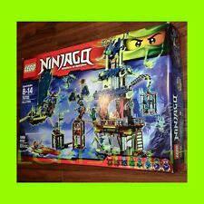 NEW - LEGO Ninjago City of Stiix, Model 70732 Masters of Spinjitzu - 1069 Pieces