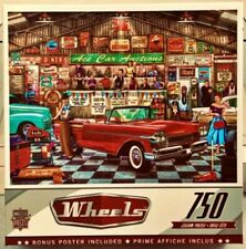Wheels - The Auctioneer 750 Pcs Jigsaw Puzzle