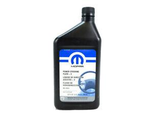 MOPAR PSF+4 1L liquido servosterzo Chrysler JEEP Dodge