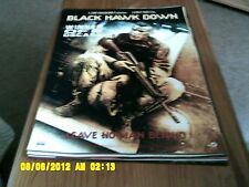 Black Hawk Down (Ridley Scott Cartel de la película) película A2