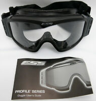 ESS Eye Pro Profile NVG Clear and Gray Lenses 740-0499