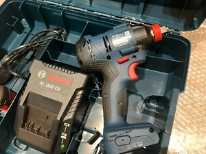 Bosch GDX 18 V-180 Cordless Impact Driver/ Wrench inc 2x 2.0Ah Batteries L- Case