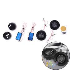 DDT-S30 car stereo speakers music soft dome balanced car tweeters 360W  MC