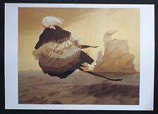 Michael Parkes Oasis Print