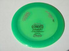 Disc Golf Innova Champion Blizzard Boss Distance Driver 1108 Stamp 153g Green