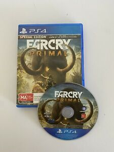 Sony Playstation 4 (PS4) Farcry: Primal! Video Game