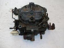 1970 Original Quadrajet Carburetor # 7040201, dtd 2309