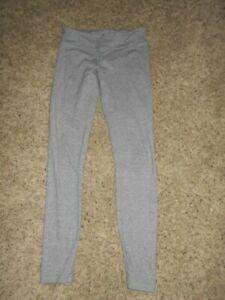 Ivivva Lululemon Girl's Gray Leggings Size 14