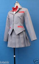 Rukia school Cosplay Uniform Costume Custom Made