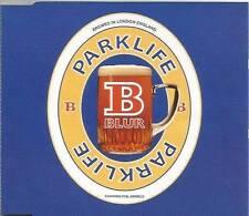 Blur - Parklife CD single