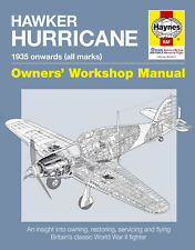 HAYNES OWNERS WORKSHOP SERVICE MANUAL HAWKER HURRICANE