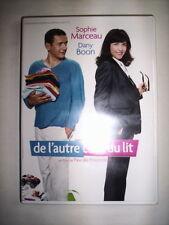 DVD DE L'AUTRE COTE DU LIT DE POUZADOUX / MARCEAU - BOON