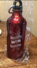 The Walking Dead Supply Drop Exclusive Lucille Aluminum Water Bottle (red) NEW