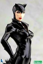 "Kotobukiya ArtFX 1/10 Catwoman 9"" DC Comics 52 Pre-painted Statue/Figure SV92"