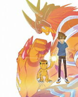 New Digimon Adventure LAST EVOLUTION Kizuna Deluxe Edition Blu-ray CD Book JP