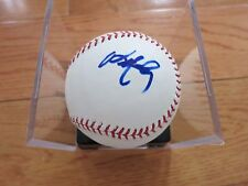 Willie Nelson signed baseball coa + Proof! Highwaymen autographed MLB
