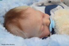 * DI * Yvonne etheridge RINATO Baby Boy Doll 0517 scolpire Leah da Sandra Bianco