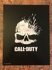 Call of Duty ~ Modern Warfare 3 Skull ~ Game Double Sided Poster Art