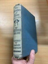 "1930 1ST EDITION ""THE ADVENTURES OF ANNE"" H L'ESTRANGE MALONE HARDBACK BOOK (P4)"