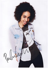 PEARL MACKIE - Signed 12x8 Photograph - TV - DR WHO