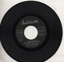 WESS DORI GHEZZI disco 45 g.UN CORPO E UN'ANIMA made in ITALY Umberto Tozzi 1974