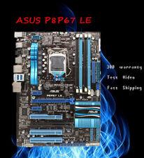 for ASUS P8P67 LE  Intel P67 Motherboard LGA1155 DDR3 I/O Shield