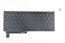 "Orig. Clavier Keyboard US QWERTY Apple MacBook Pro 15"" Unibody A1286 Mi2009-2013"
