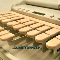 Steno Writer Pink Thin Sponge Keytop Covers
