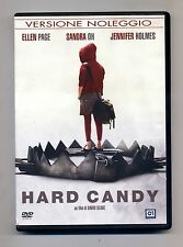Hellen Page # HARD CANDY # Rai Cinema - 01 Distribution DVD-Video  2008