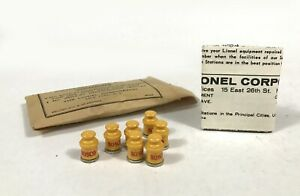 SCARCE Postwar Lionel #3672-79 Envelope w/Instructions & Cans For 3672 Bosco Car