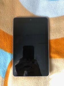 Nexus 7 (1st Generation) - 16GB - WiFi - Black - Great Condition - Fast Del