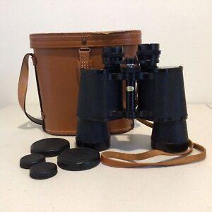 Vintage. Binorex Coated Optics 10 x 50 Field 5.5o No. 63148  Binoculars #667