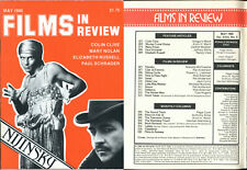 Films in Review - Colin Clive/Mary Nolan/Elizabeth Russell... - may 1980