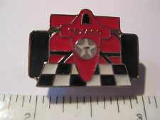 Pin Badge, Texaco Fuel, Racing Car Sold in Support of Combat Stress Charity