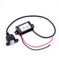 Car Charge DC Converter Module 12V To 5V USB Output Power Adapter 3A 15W