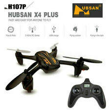 Hubsan X4 H107P 2.4G 4CH Mini RC Quadcopter Drone with Altitude Hold LED RTF