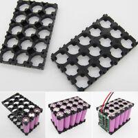 10pcs 3×5 Cell 18650 Batteries Spacer Radiating Shell Plastic Holders Bracket