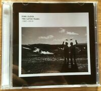 "PINK FLOYD : ""The Later years"" (RARE CD)"