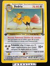 Carte Pokemon DODRIO 34/64 Unco Jungle Wizard EDITION 1 FR NEUF