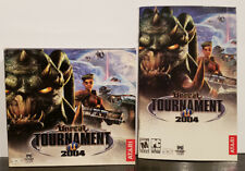 Atari / Epic Games - Unreal Tournament 2004 for PC with Manual