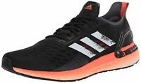 adidas Men's Ultraboost Personal Best, Black/White/Signal Coral, Size 15.0 UaTh