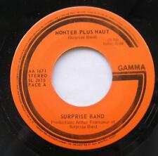 **SURPRISE BAND Monter plus haut FUNKY DISCO RARE FRENCH Canada QUEBEC 45