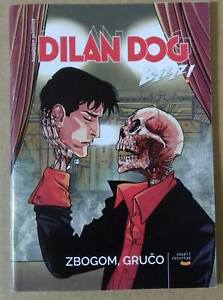 Dylan Dog - Zbogom Grucho - Planet of the dead