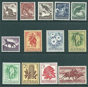 AUSTRALIA 1959 mint SET