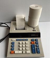 CASIO DL-220 Printing Calculator Adding Machine