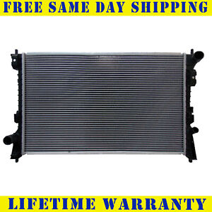 Radiator For 2007-2015 Ford Edge Lincoln MKX V6 3.5L 3.7L Fast Free Shipping
