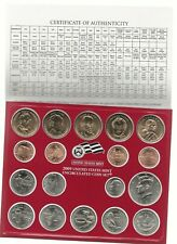 UNITED STATES 2009D  UNCIRCULATED  COIN SET