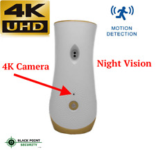 4K Night Vision Hidden Spy Nanny Camera DVR Zen Table Wall Air Freshener