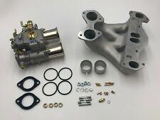 Mazda Rx7 12a Weber 45 Dcoe Carburetor Conversion Manifold Carb