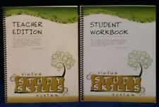 LOT Victus Study Skills Teacher Edition and Student Workbook